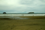 Beach near Manuel Antonio Park, Costa Rica
