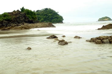 Beach, Quepos